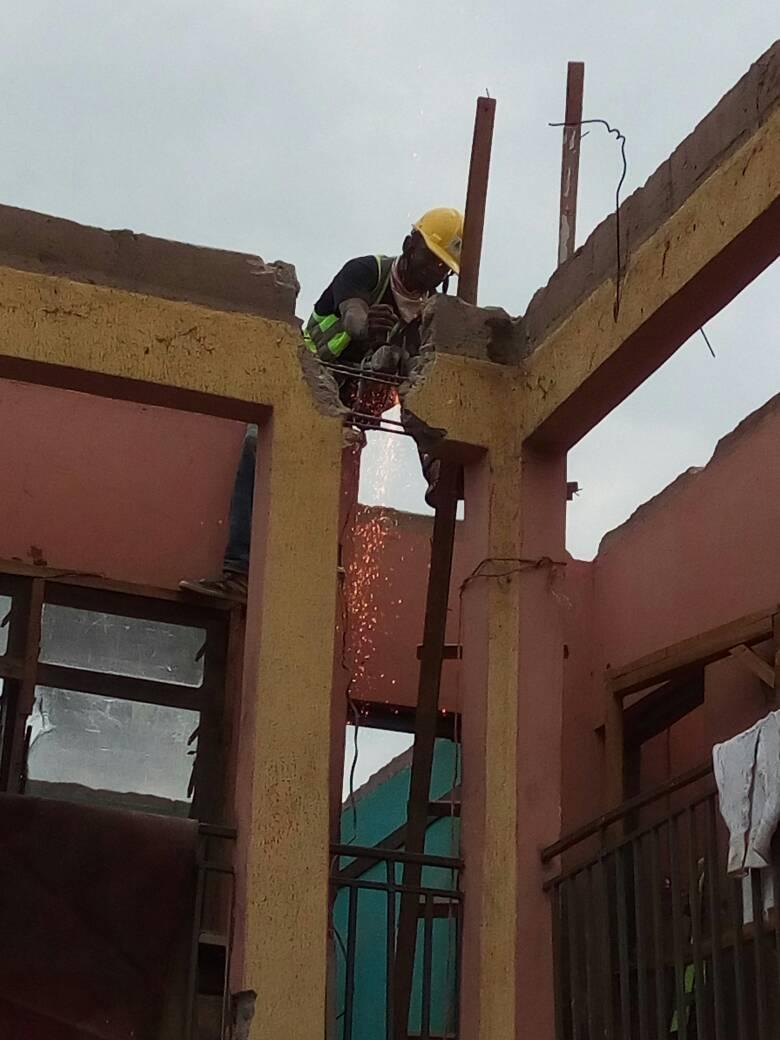 Demolition project